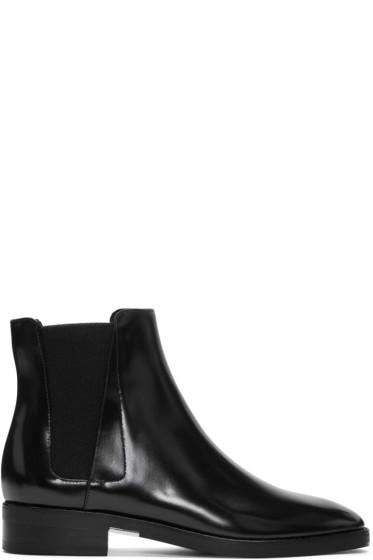Alexander Wang - Black Fia Chelsea Boots