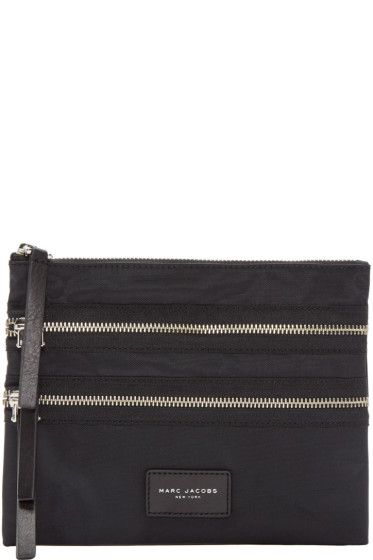 Marc Jacobs - Black Biker Smart Pouch