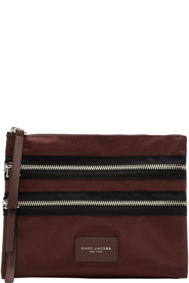 Marc Jacobs - Red Biker Smart Pouch
