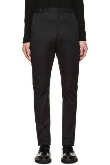 Jil Sander - Black Liam Trousers