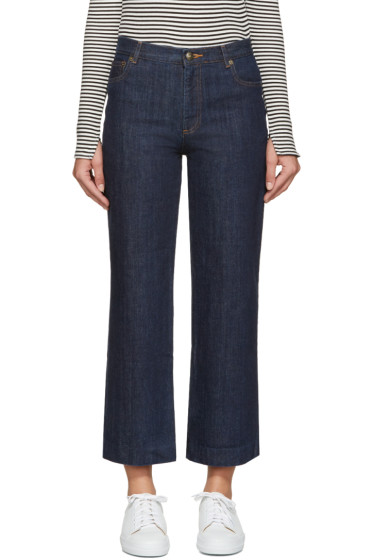 A.P.C. - Blue Sailor Jeans