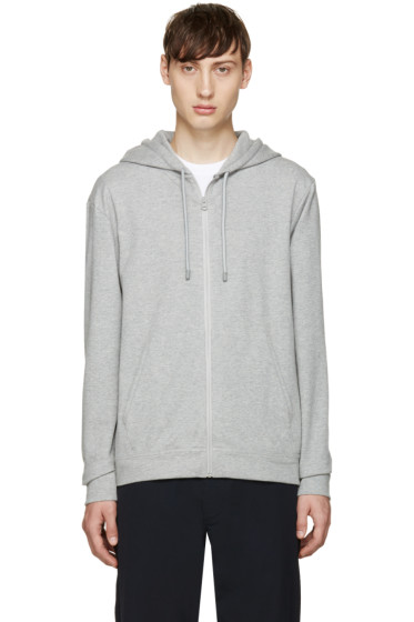 A.P.C. x Outdoor Voices - Grey Championship Hoodie