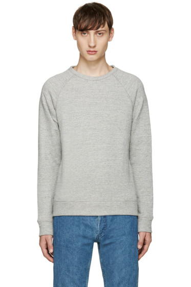 A.P.C. - Grey Reese Pullover