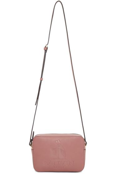 Lanvin - Pink Nomad Camera Bag