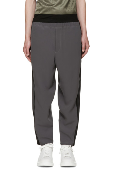 Alexander McQueen - Grey Lounge Pants