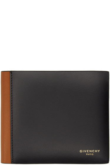 Givenchy - Black Bifold Wallet