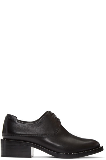 3.1 Phillip Lim - Black Alexa Derbys