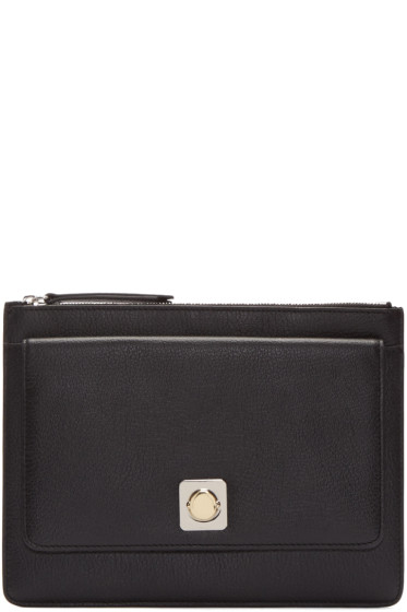 Carven - Black Zip Pouch