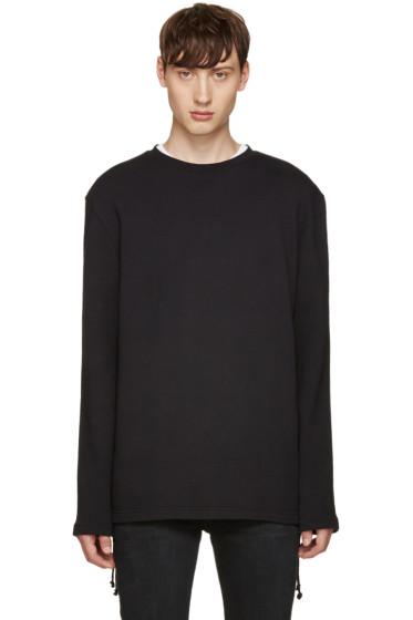 BLK DNM - Black 90 Pullover
