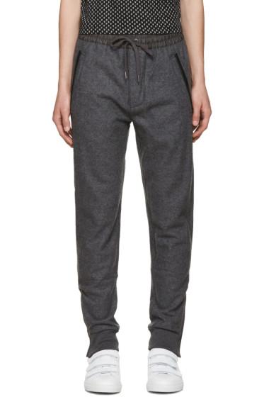 Burberry - Grey Greatstone Lounge Pants