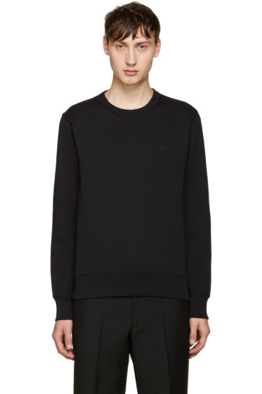Burberry - Black Colesden Core Sweatshirt