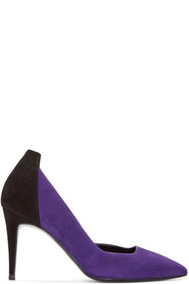 Pierre Hardy - Purple Laser d'Orsay Heels
