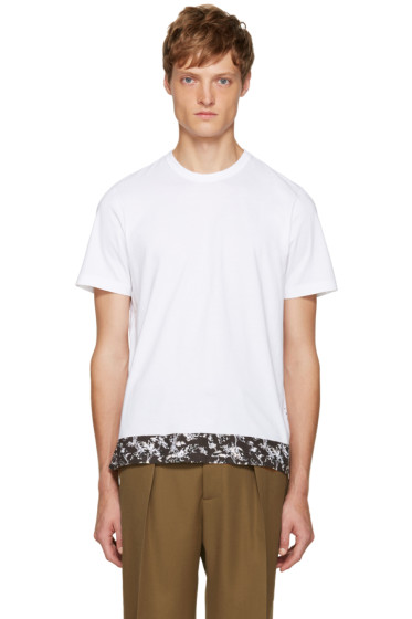 Marni - White Cloud T-Shirt