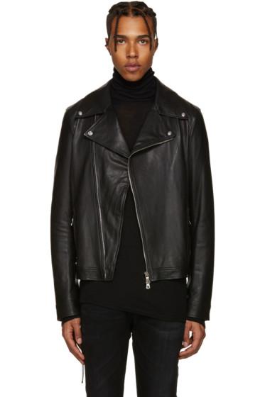 Versus - Black Studded Perfecto