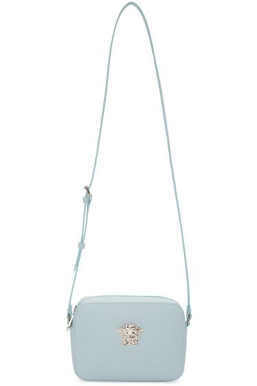Versace - Blue Medusa Camera Bag