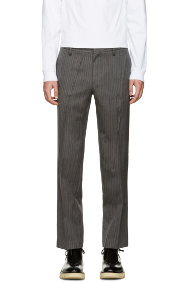 Undercover - Grey Accent Seam Trousers