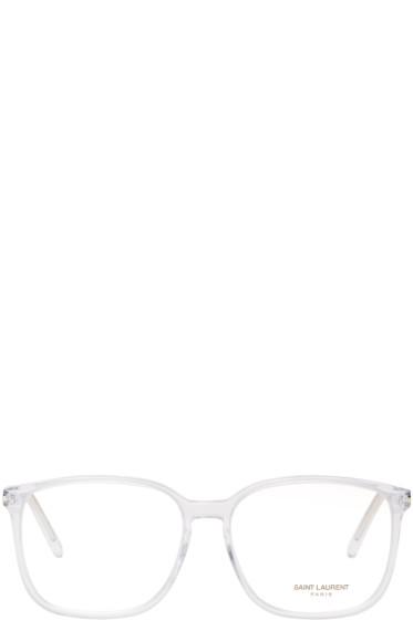 Saint Laurent - Transparent SL 107 Surf Optical Glasses
