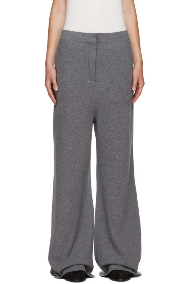 Stella McCartney - Grey Wool Trousers