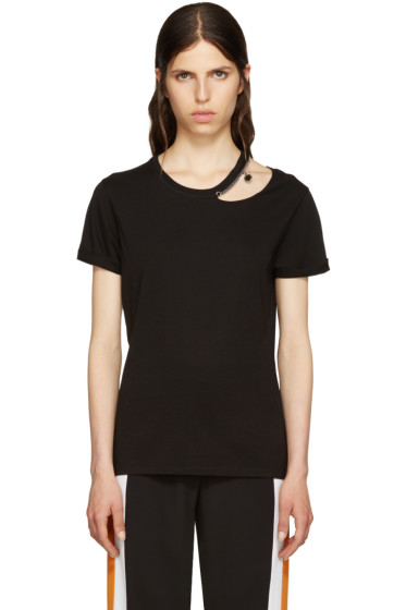 Stella McCartney - Black Falabella T-Shirt