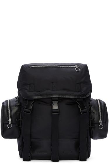 Tim Coppens - Black Nylon Backpack