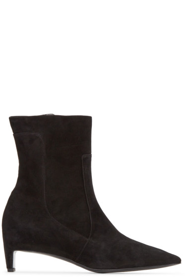 Robert Clergerie - Black Admir Ankle Boots
