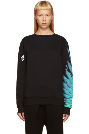 Marcelo Burlon County of Milan - Black Lonquimay Sweatshirt