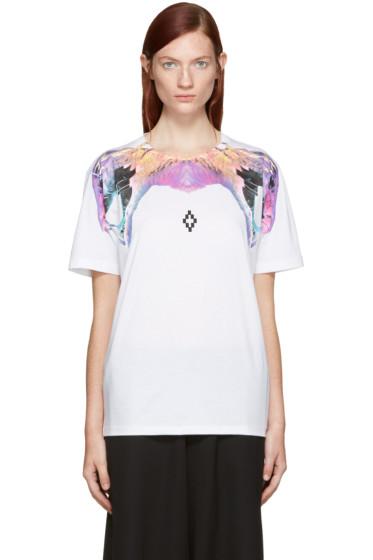 Marcelo Burlon County of Milan - White Yulisa T-Shirt