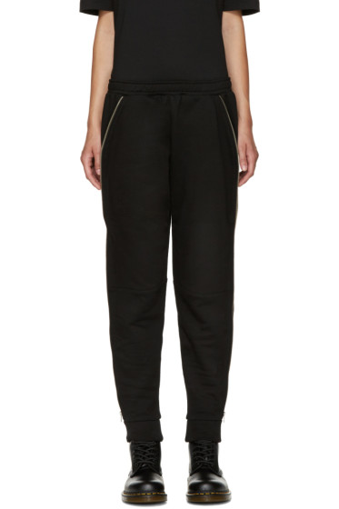 Hood by Air - Black Tweek Lounge Pants