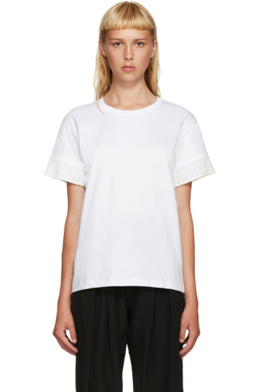 Mother of Pearl - White Jordan T-Shirt