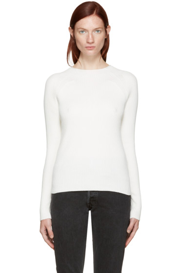 Won Hundred - Ivory Vega Pullover