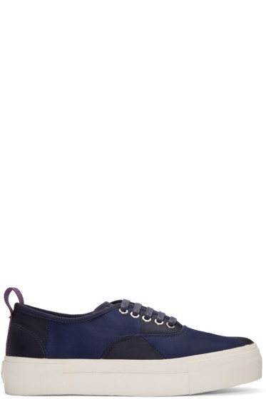 Eytys - Navy S. Mullan Edition Mother Sneakers