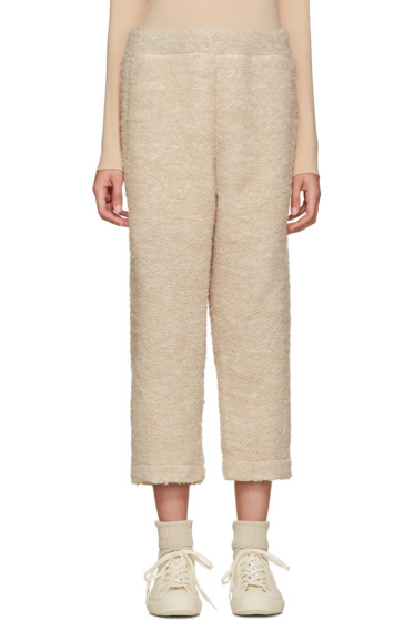 Cottweiler - Beige Sheaf Lounge Pants