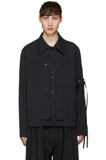 Craig Green - Black Workwear Jacket