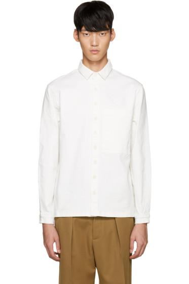 Sunnei - White Classic Shirt