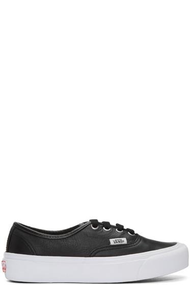 Vans - Black OG Authentic LX VL Sneakers