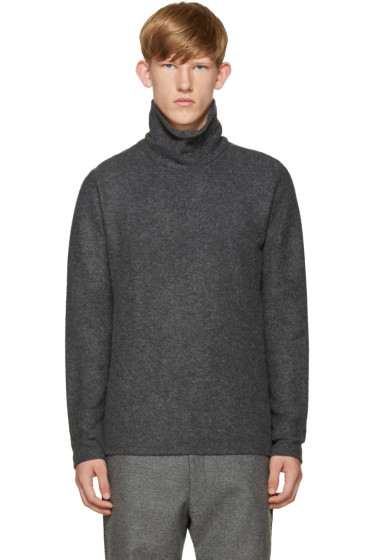 Stephan Schneider - Grey Turtleneck Sweater