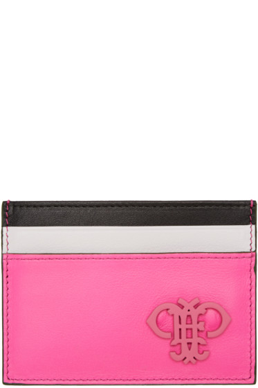 Emilio Pucci - Tricolor Card Holder