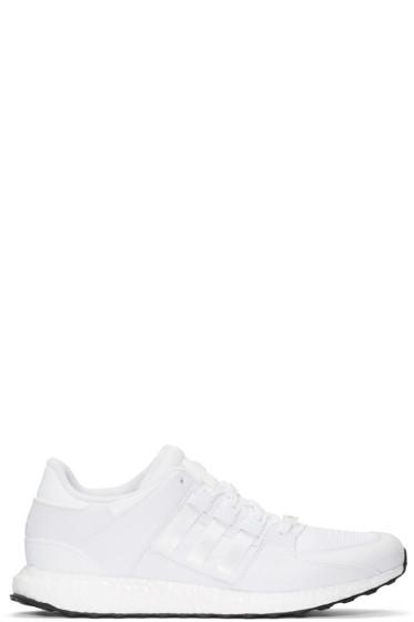 adidas Originals - White Equipment Support 93/16 Sneakers