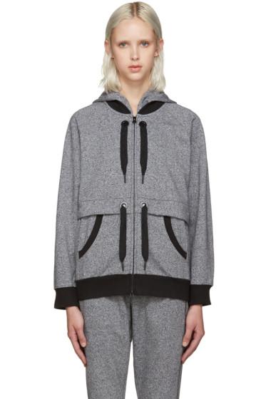 adidas by Stella McCartney - Grey Ess Hoodie