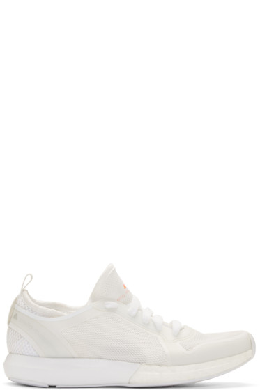 adidas by Stella McCartney - White CC Sonic Sneakers