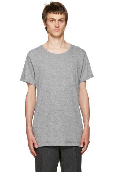 John Elliott - Grey Mercer T-Shirt