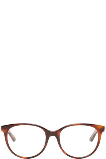 Dior - Tortoiseshell Montaigne 16 Optical Glasses