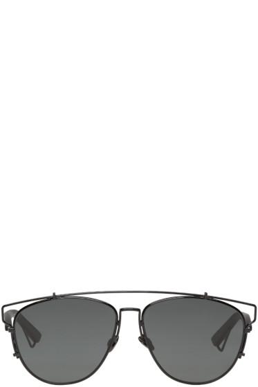 Dior - Black Technologic Sunglasses