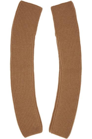 Nehera - Tan Merino Wool Sleeves