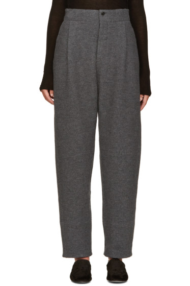 Nehera - Grey Pince Trousers