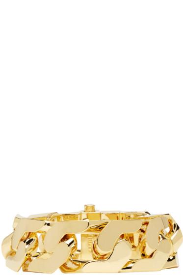 Ambush - Gold New Classic Chain 1 Bracelet
