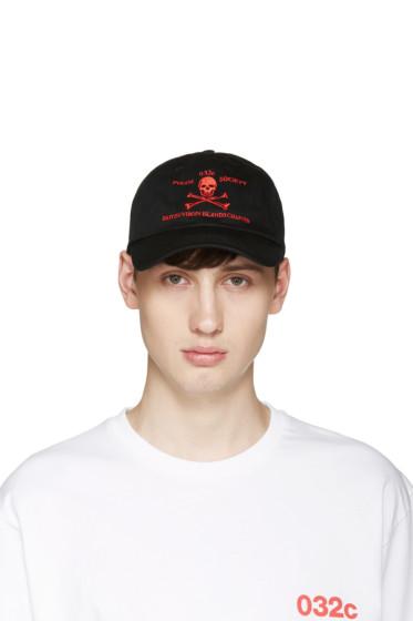 032c - Black Pyrate Society Cap