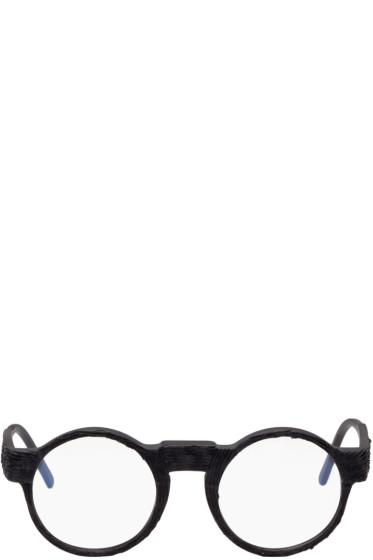 Kuboraum - Black Maske K10 Glasses