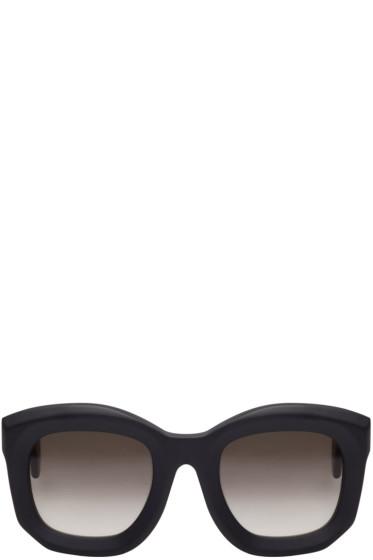 Kuboraum - Black Maske B7 Sunglasses