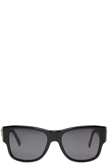 Versace - Black Medusa Sunglasses